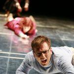 Peter Korach aus Die Probe (Der brave Simon Korach) v. Lukas Bärfuss; 2009; Regie: Katja Langenbach